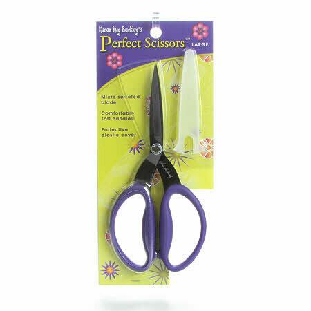Perfect Scissors Karen Kay Buckley - Large Purple