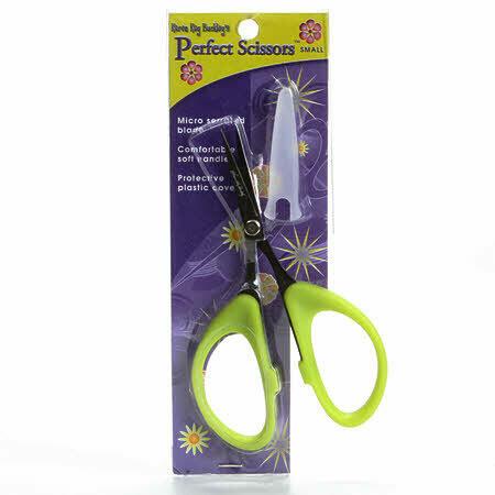 Perfect Scissors Karen Kay Buckley - Small Green