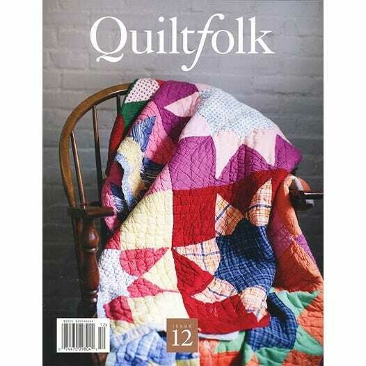 Quiltfolk Issue 12