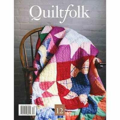 Quiltfolk Issue 12