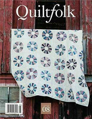 Quiltfolk Issue 8