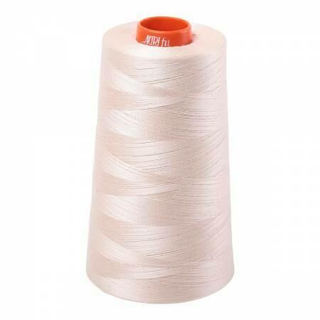 Aurifil Cotton Thread 50wt - 2000 Light Sand