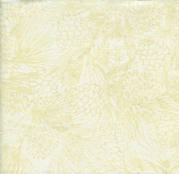 Pinecone Hemp - Island Batik