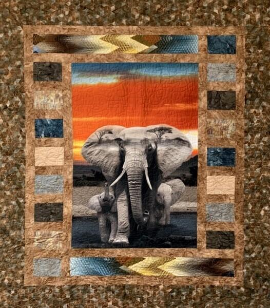 Grand Stand Elephant KIT