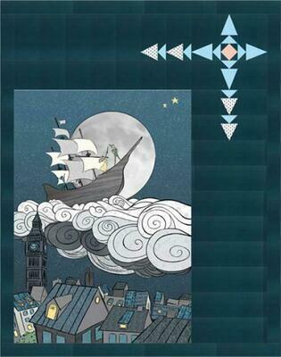 Polaris - Storybook Hoffman Fabrics KIT