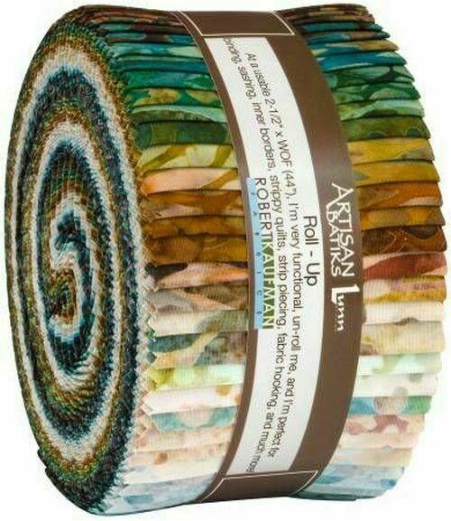 Tavarua Artisan Batiks Roll Up (2.5