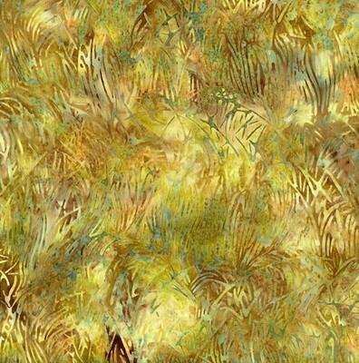 Grass Lucky Bamboo - Island Batik