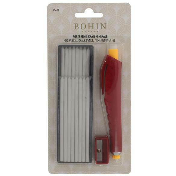 BOHIN Chalk Pencil Refillable Cartridge Set