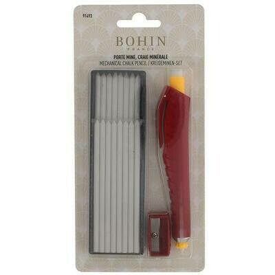 BOHIN Chalk Pencil Refillable Cartridge Set