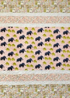 Baby Tiers Elephant Wishes KIT