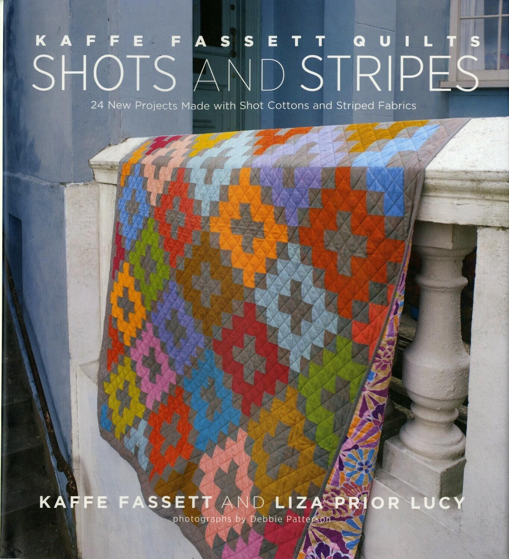 Kaffe Fassett Quilts Shots and Stripes