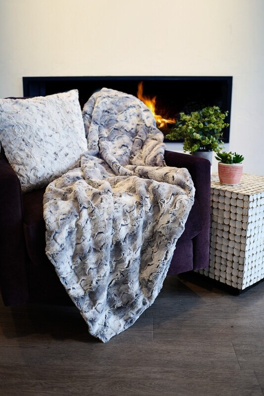 Shannon Luxe Throw - Online Class