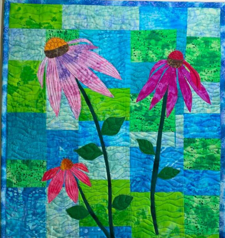 Applique Art Quilt: Design and Create