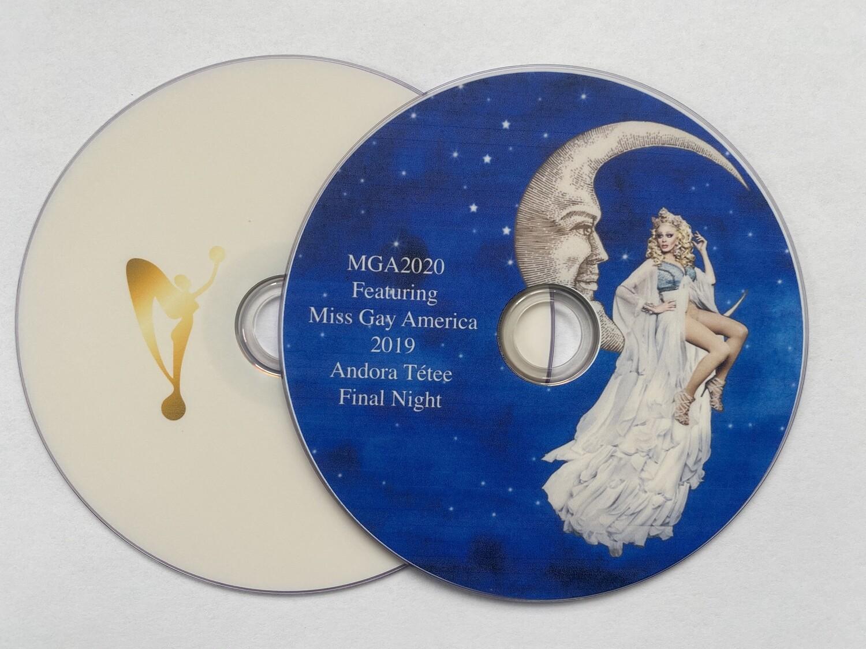 MGA2020 5 Disc Set