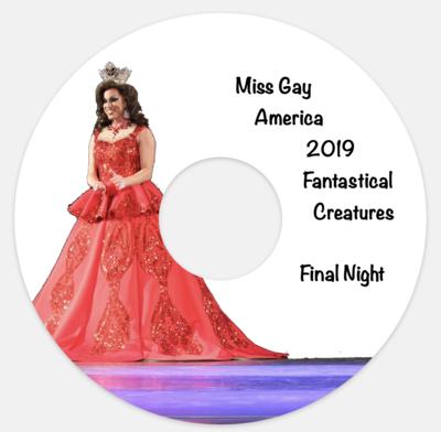 MGA 2019 Final Night