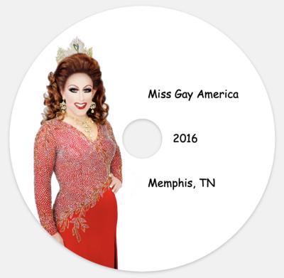 MGA 2016 Final Night DVD