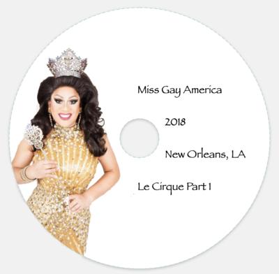 Miss Gay America 2018 Final Night (2 DVD set)