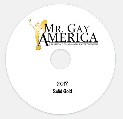 Mr Gay America 2017 DVD