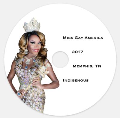 Miss Gay America 2017 Memphis TN Final Night