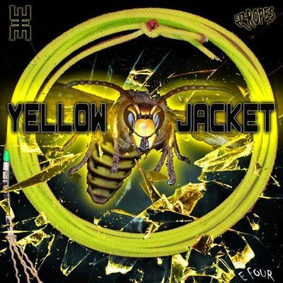 Yellow Jacket- 45' Ranch Rope