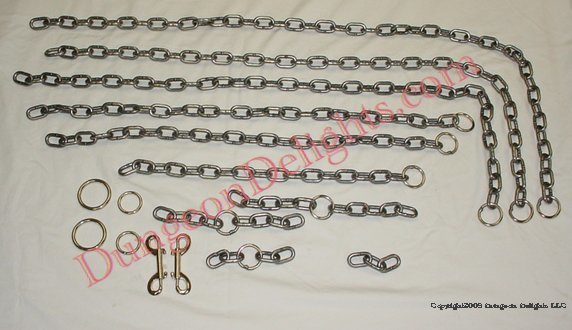 Chain for Detached Sets