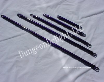 Set of 5 Spreader Bars Without Rings