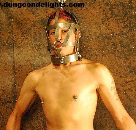 Gladiator Head Cage