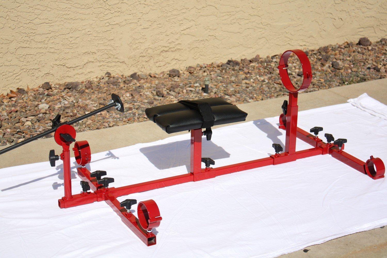 Super Deluxe Stockade WITH Vibrator holder