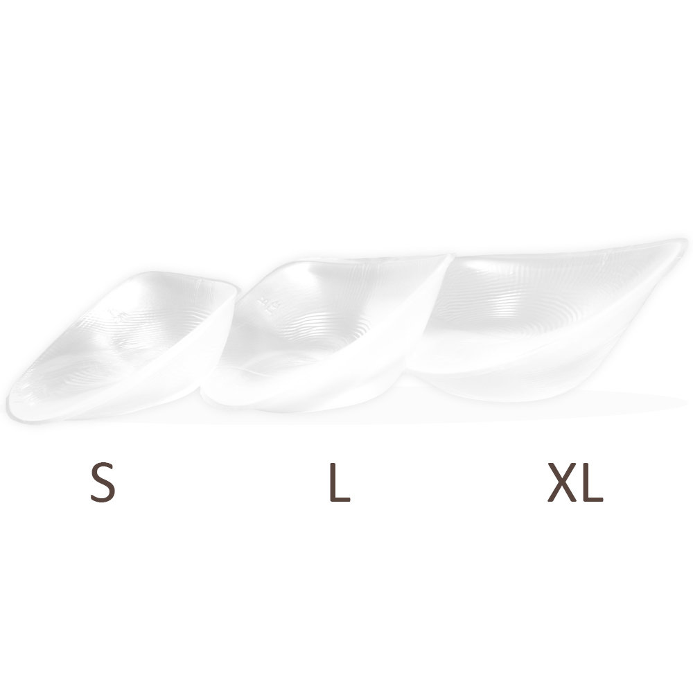 Size Enhancers - No Adhesive
