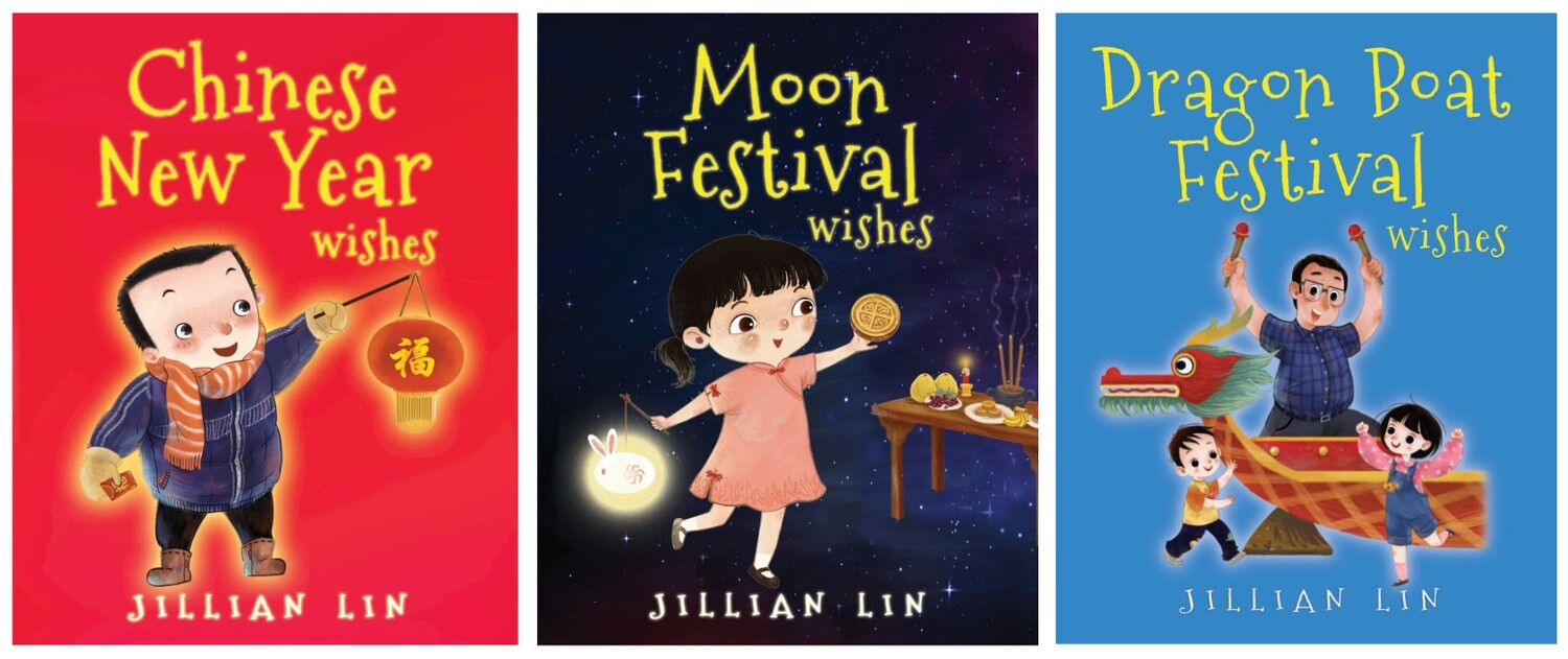 Set: 3 books from the 'Fun Festivals' series