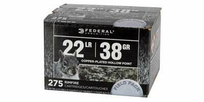 Federal Field Pack - .22lr