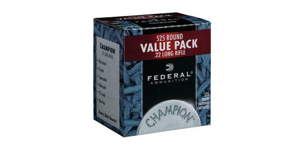 Federal Value Pack - .22lr