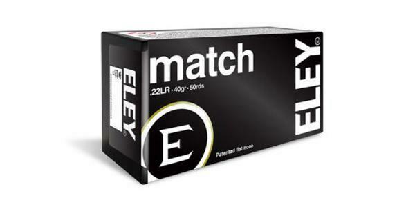 Eley Match