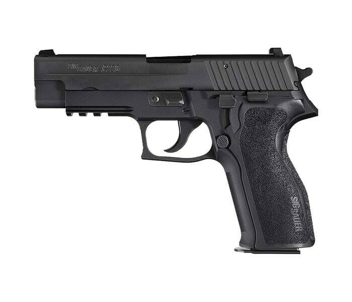 SIG SAUER P226 BLACK .22 LR 4.5-INCH DOUBLE ACTION