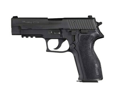 SIG SAUER P226 BLACK .22 LR 4.5-INCH DOUBLE ACTION