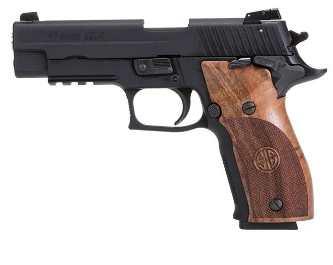 SIG SAUER P226 BLACK .22 LR 4.5-INCH SINGLE ACTION