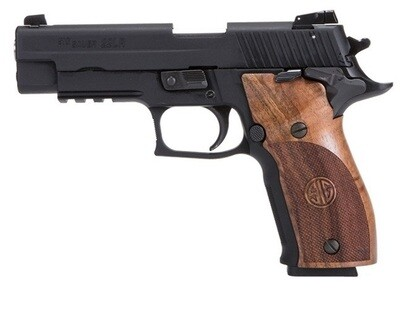 SIG SAUER P226 BLACK .22 LR 4.5-INCH SINGLE ACTION
