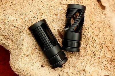 "KIDD AR15 Muzzle Brake Black 1/2"" -28"