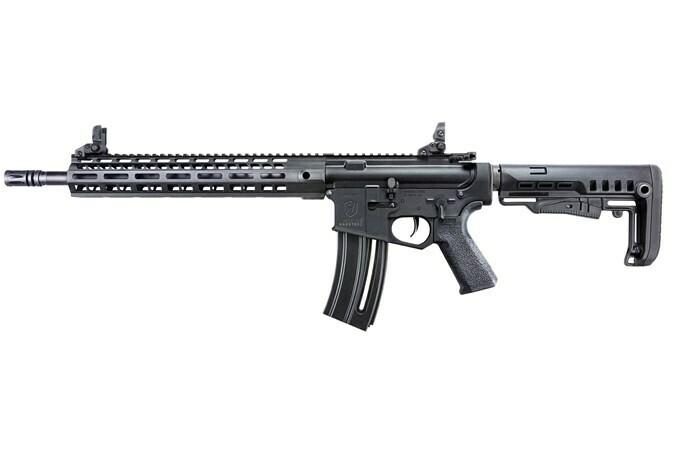 Walther HAMMERLI TAC R1 22LR