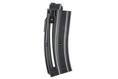 Walther HAMMERLI TAC R1 MAGAZINE 22LR 10 Round, BLACK