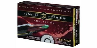 Federal Premium 6.5 Creedmoor