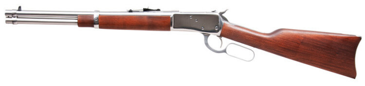"Rossi R92 Stainless - 16"" round barrel lever action"