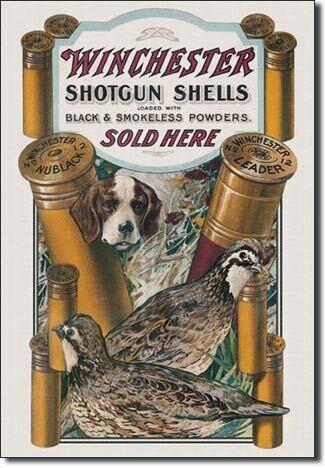 Winchester - Dog & Quail