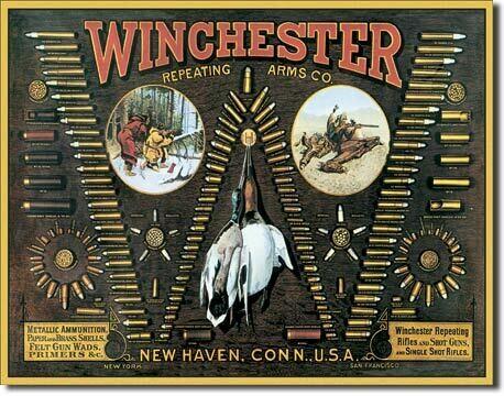 Winchester - Bullet Board