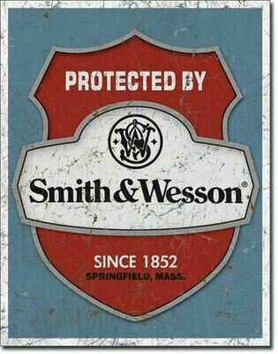 Smith & Wesson - Protected By