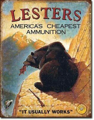 Lester's Ammo