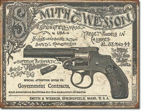 S&W - 1892 Gov. Contracts