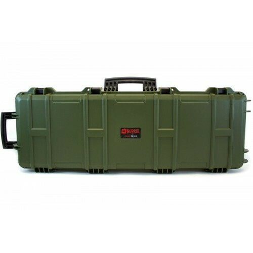 NUPROL LARGE HARD CASE (OLIVE DRAB)