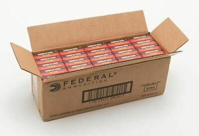 Federal American Eagle 223 Rem 55gr FMJ BT 500 rd Packet Deal