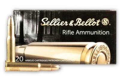 Sellier & Bellot, .30-30 Winchester, SP, 150 Grain, 20 Rounds